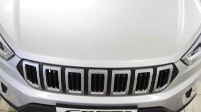 Решетка радиатора (маска) «NEXT» тюнинг на Hyundai Creta