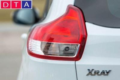 Фонарь задний левый LADA XRAY, АвтоВАЗ оригинал 265553443R.