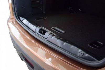 Накладка в проем багажника ЛАДА Х-РЕЙ
