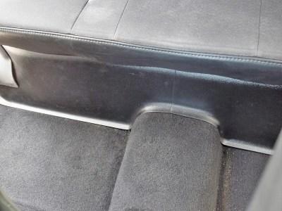 Защитные накладки на ковролин заднего ряда для ЛАДА ВЕСТА, SW, SW Cross