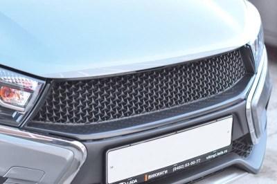 Тюнинг решетка радиатора РТ (Exclusive/Luxe) на LADA VESTA SW, SW CROSS