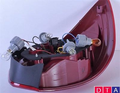 фонарь задний левый на Лада Гранта Лифтбек ВАЗ-2191 оригинал