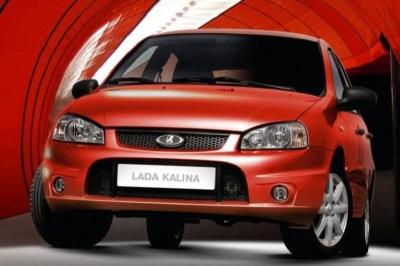 Бампер передний Kalina Sport для ЛАДА КАЛИНА 1 хэтчбек
