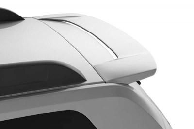 Спойлер SPORT на Renault Duster (Рено Дастер с 2012г.)