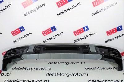 Бампер передний МАГНУМ под ПТФ для ЛАДА НИВА 4х4, Niva Urban, ВАЗ 2121-2131