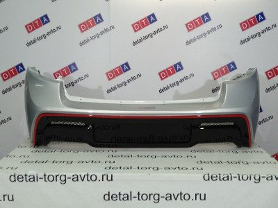 Задний бампер LSD ФЛАГМАН тюнинг для ЛАДА ГРАНТА ВАЗ 2190 седан