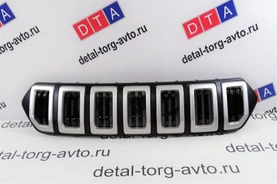 Решетка радиатора «NEXT» тюнинг на Hyundai Creta