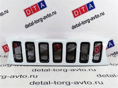Решетка радиатора ФАНАТ на Renaut Duster (Рено Дастер)