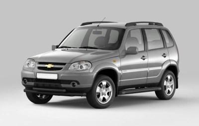 Защита порогов с площадкой 63 мм (ППК) Chevrolet NIVA с 2009г