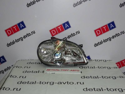 Блок-фара правая на Шевроле Нива ВАЗ -2123 оригинал