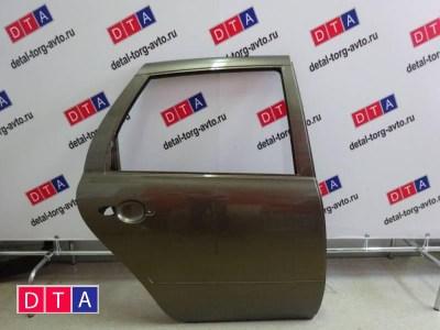 Дверь задняя правая ЛАДА КАЛИНА универсал ВАЗ 1117 оригинал