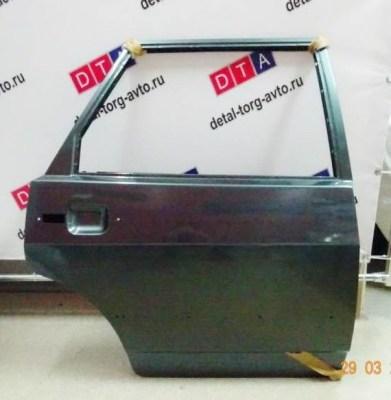 Дверь задняя правая на ВАЗ 2114 Оригинал в цвет