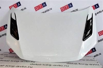 Капот пластиковый AVR Sport на ЛАДА КАЛИНА 2 ВАЗ 2192-2194 в цвет