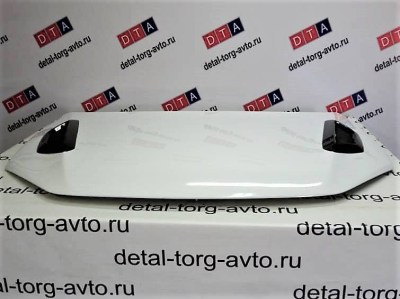 Капот пластиковый DTM на ЛАДА КАЛИНА 2/ КАЛИНА 2 Cross