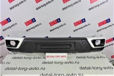 Бампер передний Urban под ПТФ для ЛАДА НИВА 4х4, ВАЗ 2121-2131