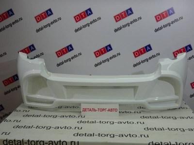 Тюнинг бампер задний AVR на ЛАДА ГРАНТА 2190 седан в цвет
