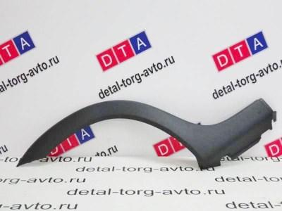 Накладка арки заднего колеса правая на ЛАДА КАЛИНА КРОСС  2194