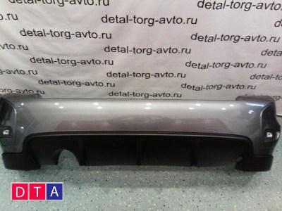 Бампер задний Priora Coupe на ЛАДА ПРИОРА ВАЗ 2172, 21278 купэ