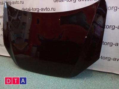 Капот в цвет на ЛАДА КАЛИНА 2 ВАЗ 2192, 2194, оригинал АвтоВАЗ