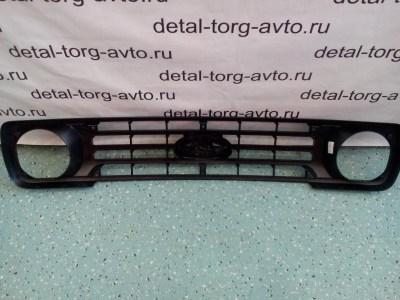 Решетка радиатора с эмблемой LADA 4x4 Urban на ЛАДА НИВА 4х4 ВАЗ-2121
