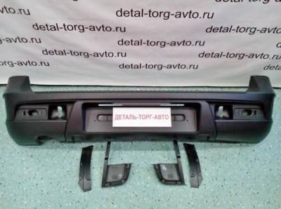 Бампер задний на CHEVROLET NIVA BERTONE ВАЗ-2123 оригинал