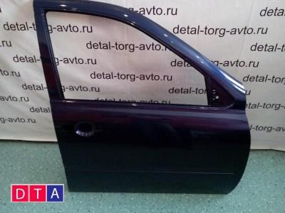 Дверь передняя правая на ЛАДА КАЛИНА 1 Оригинал в цвет