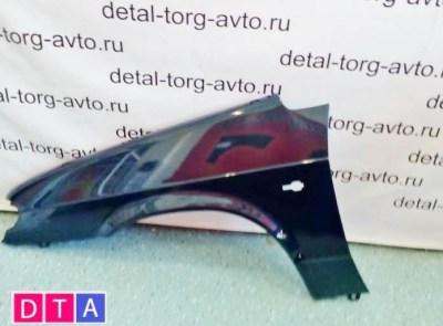 Крыло переднее левое на ВАЗ 2114, 2115 оригинал в цвет