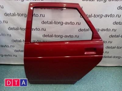 Дверь задняя левая на ЛАДА ПРИОРА ВАЗ-2171 универсал оригинал
