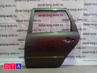 Дверь задняя левая на ЛАДА КАЛИНА 1  ВАЗ-1118,1119 оригинал