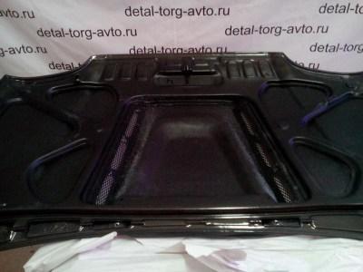 Капот пластиковый DTM тюнинг на ШЕВИ НИВА ВАЗ-2123