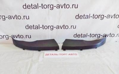 Ресницы фар Bertone Chevrolet Niva ВАЗ-2123