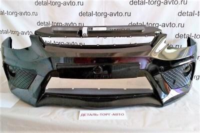 Тюнинг бампер передний RING 2 (РИНГ 2) на ЛАДА ПРИОРА ВАЗ 2170, 2172, 2171