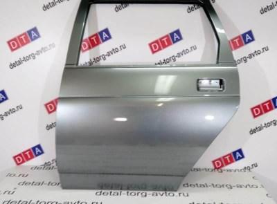 Дверь задняя правая на ЛАДА ПРИОРА ВАЗ-2171 универсал оригинал
