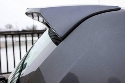 Спойлер 'CROSS' на Nissan Terrano