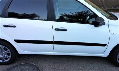 Молдинги на двери Лада Гранта ВАЗ 2190 седан