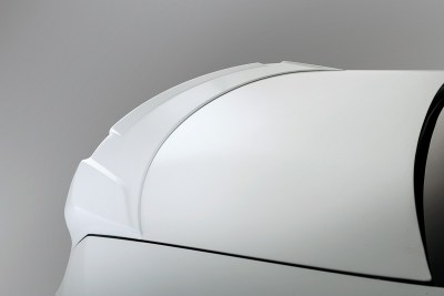 Спойлер лип XMUG 2 на крышку багажника тюнинг на ЛАДА ВЕСТА